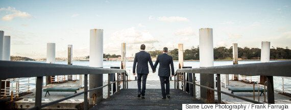The Joyous Same-Sex Marriages Happening In Australia On British Soil That Show Love Is