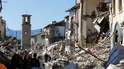 Before-And-After Shots Reveal The Devastation Of Italian