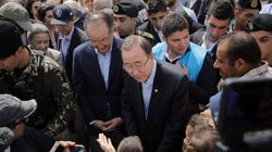 UN Chief Is Trying To Resettle 480,000 Syrian Refugees, But Pledges Are