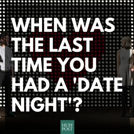 Date Nights: They Are More Important For Your Relationship