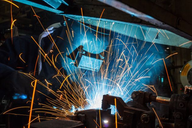 Manufacturing is still a huge industry in Australia, employing over 900,000 people -- or 7 percent of the total workforce.