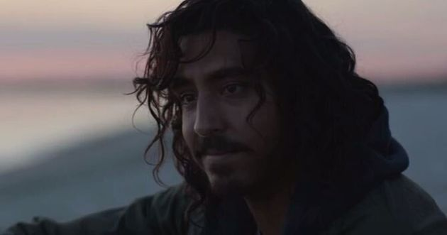 Dev Patel as adult Saroo in