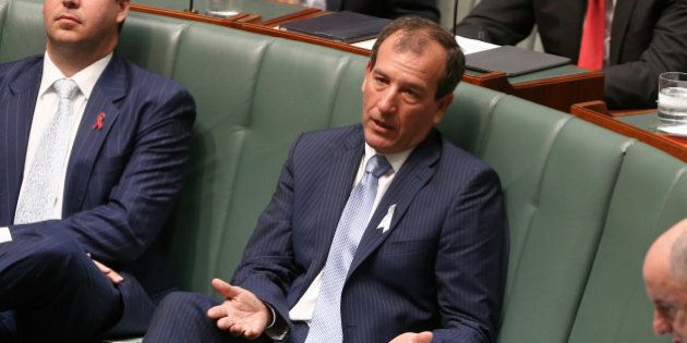 Mal Brough Sorry For 'Unwittingly Confusing' Parliament Over Peter Slipper