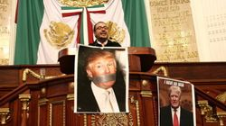 Mexico City Legislators Ask To Ban Donald Trump From Their