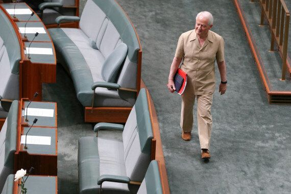 Old And New Style, Ruddock Mixes Safari Suit and Fitbit For