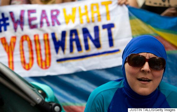France Burkini Ban Overturned By Top