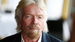 'I Thought I Was Going To Die': Richard Branson In Bike