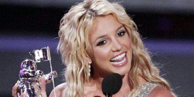 Britney Spears wins Best Pop Video for