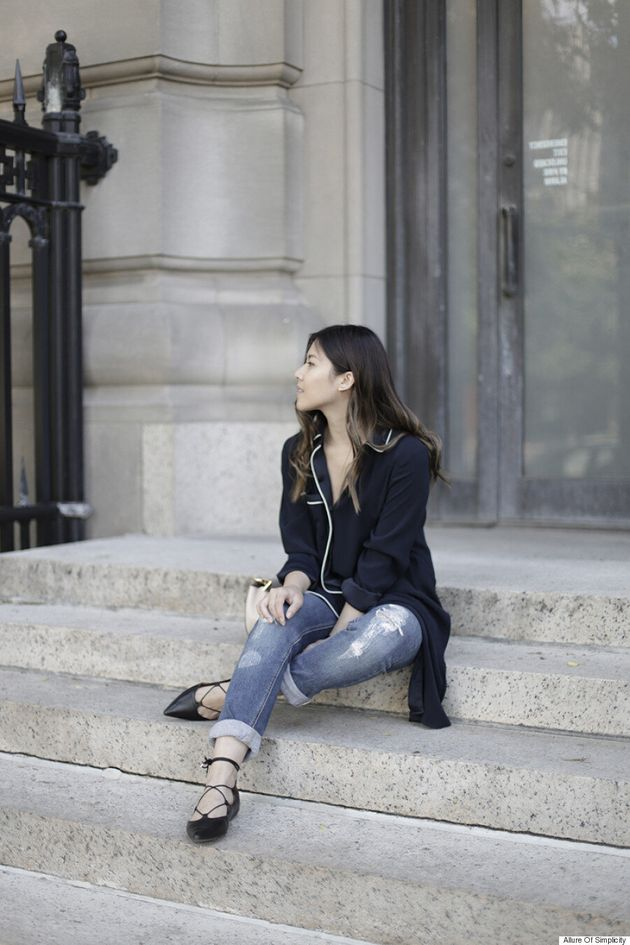 This Is Probably Fashion's Most Comfortable Trend