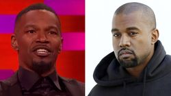 Jamie Foxx's Kanye Impression Is Honestly Too