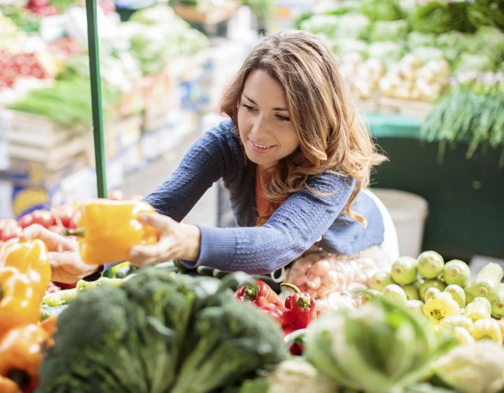 In season fruit and veggies are cheaper, more nutritious and taste better.
