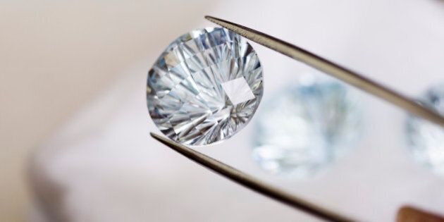 Q-Carbon: Scientists May Have Found A Cheaper, Brighter And More Brilliant Diamond