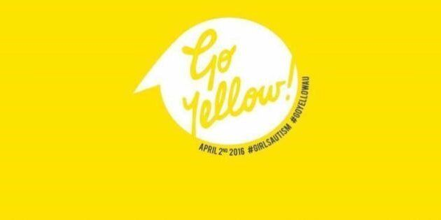 Girls With Autism 'Sharing Their Journey' At Yellow