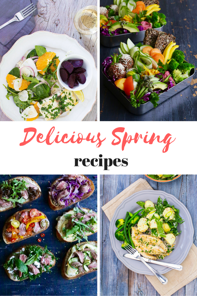 Your Ultimate Collection Of Delicious Spring