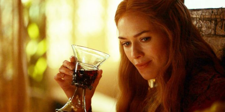 We've learnt that Cersei has no issue committing mass murder (in fact she pairs it with a full-bodied red).