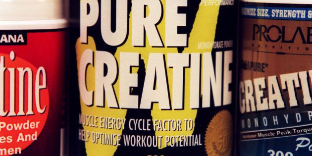 Dr Paul Greenhaff of Nottingham University, leading researcher into the use of Creatine in