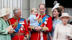 Prince George And Granddad Charles Bond In The Sweetest