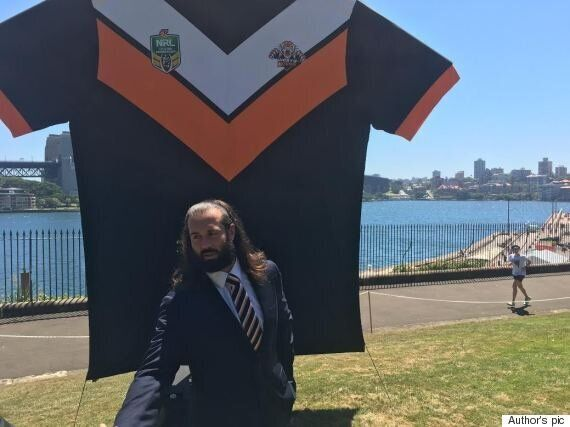 Wests Tigers Captain Aaron Woods Opens Up On What Leadership Means To