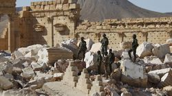 Syria Says Mass Grave Found In Palmyra After Recapture From