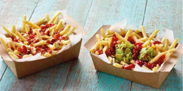 Macca's New 'Loaded Fries' Means You Can Have Toppings On Your