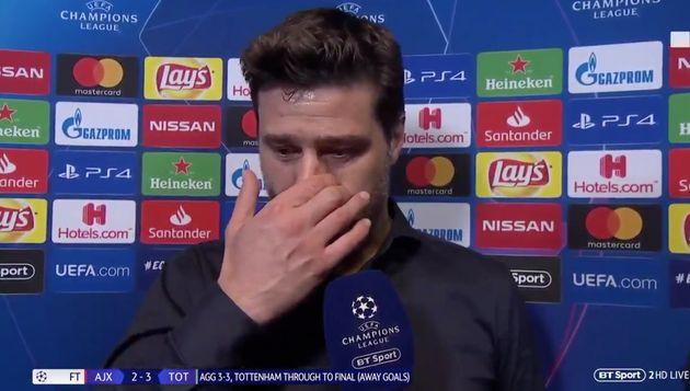 Ajax - Tottenham: Mauricio Pochettino en