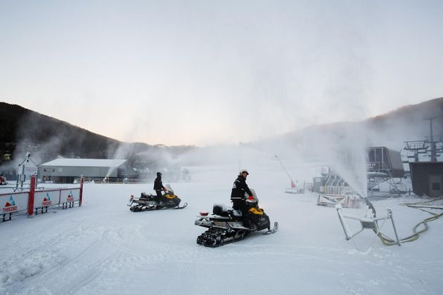 How Snowmaking Is Rescuing Our Ski Resorts From The Worst Start In Two