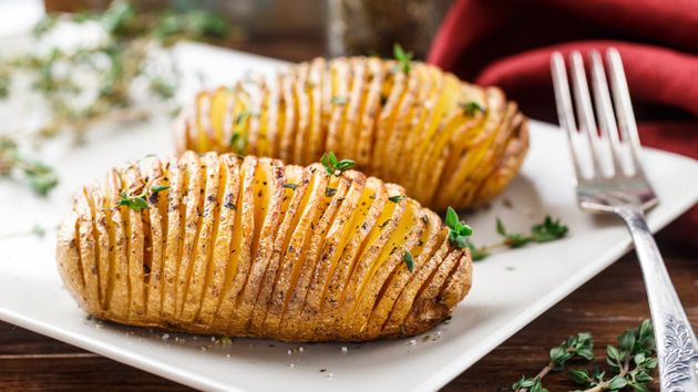 Sprinkle with cheese before baking for extra