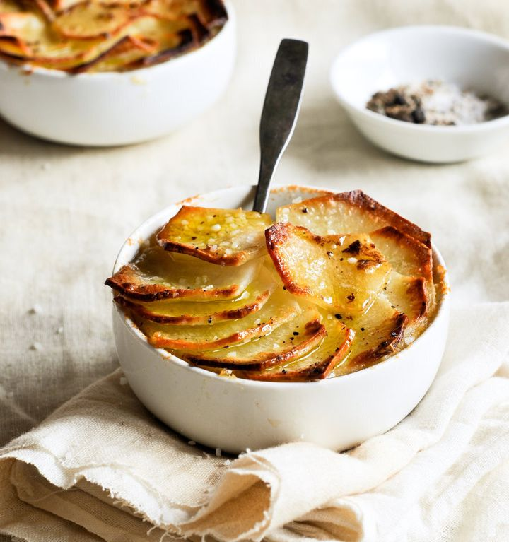 Golden, crispy potato goodness.