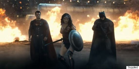 New Dawn Of Justice Trailer Shows Off