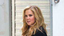 Tabloid Shames Amy Schumer For Unthinkable Act Of Eating A
