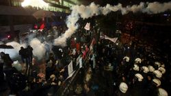 Protests At Closure Of Opposition Turkish Newspaper Turn