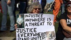 Harry Potter Star Joins 'Making A Murderer' Demonstration In
