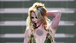 Watch Britney Spears Dance In A Bikini 'Til The World