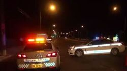 An Armed Man Is Believed To Be Barricaded Inside A Sydney Apartment In
