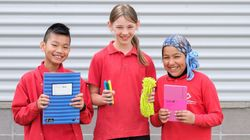 Stationery Brand Provides Underprivileged Kids With Free School