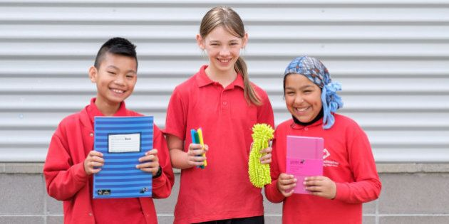 The New Stationery Brand Providing Underprivileged Kids With Free School