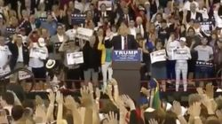 This Donald Trump Rally Looks Like A Scene From Nazi