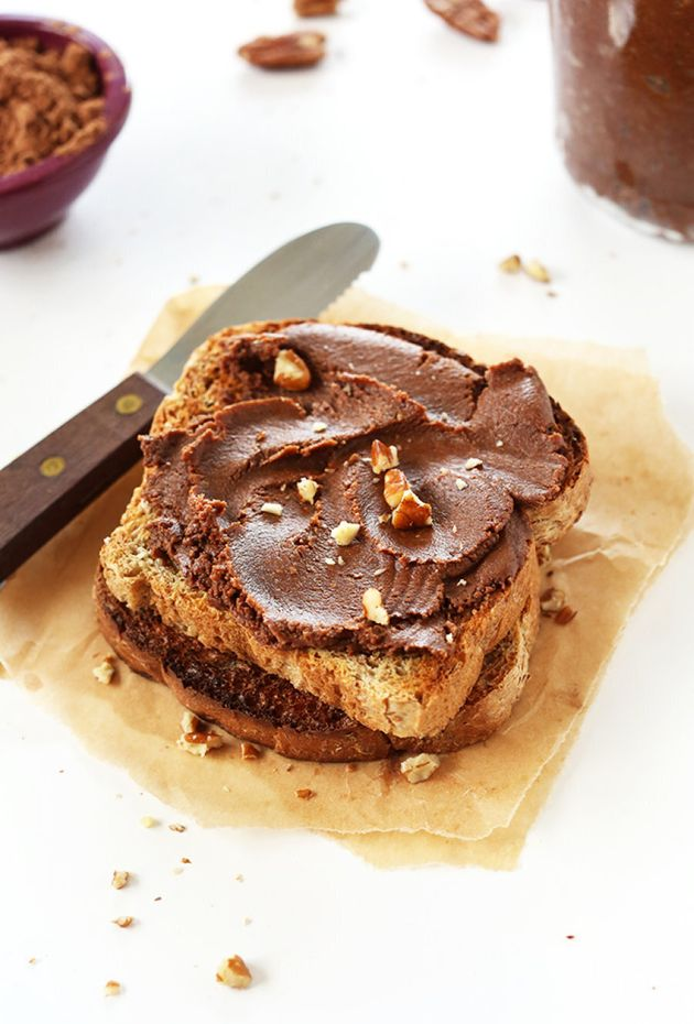 How To Make Chocolate Hazelnut Spread At