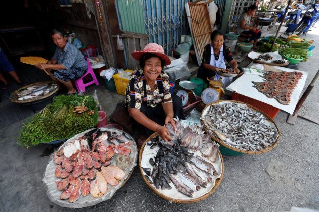 Around 120 million people around the world rely on fishing for income, and most of those are in the developing