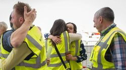 First Planes Take Off From Brussels Airport, 12 Days After Terrorist