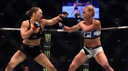 The Ronda Rousey/Holly Holm Rematch We All Want To See WILL