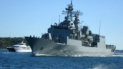 Australian Navy Member Who Died On Border Patrol Vessel
