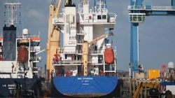 Nuclear Waste Shipment Returns To Australia, Greenpeace 'Bearing
