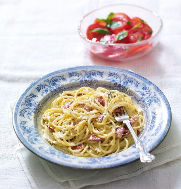 Mmm, spaghetti