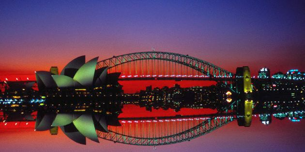 Sydney's harbour may hold secrets for the future of
