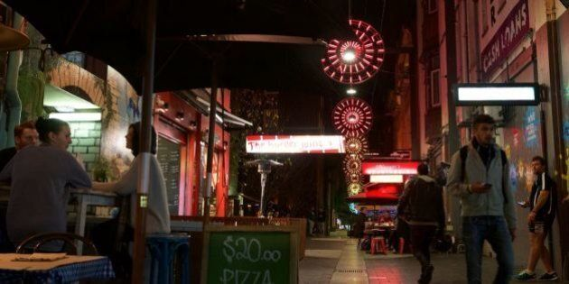 Lord Mayor Clover Moore: 'Lockout Laws Should Not Apply To Well-Managed