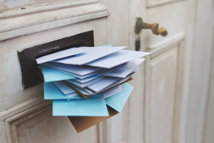 Neighbours going away? Offer to collect their mail for them and (hopefully) earn some brownie points in return.