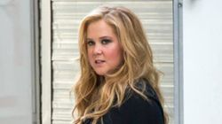 Amy Schumer Shamed By Tabloid For Unthinkable Act Of Eating A
