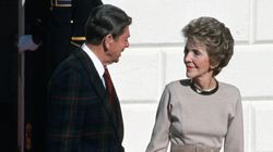 Former First Lady Nancy Reagan Dies, Aged