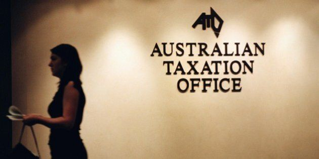 (AUSTRALIA & NEW ZEALAND OUT) ATO Australian Taxation Office, Wednesday 18th December 2002. AFR GENERIC...
